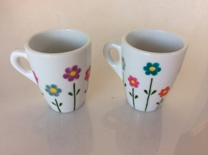 CUP FLOWER C